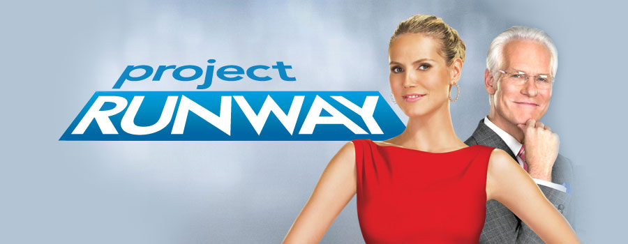 Project Runway - Every Thursday on Lifetime, 10/9c