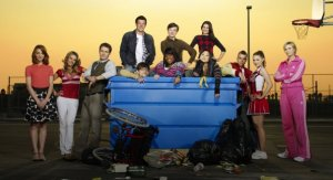 Glee - on FOX Wednesdays 9/8c