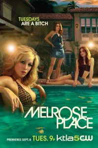 Rebooted Melrose Place advertisement.