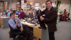 The Office, Thursdays on NBC 9/8c